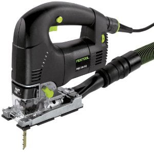 FESTOOL 561455 PSB 300 EQ D-HANDLE JIGSAW-Marson Equipment
