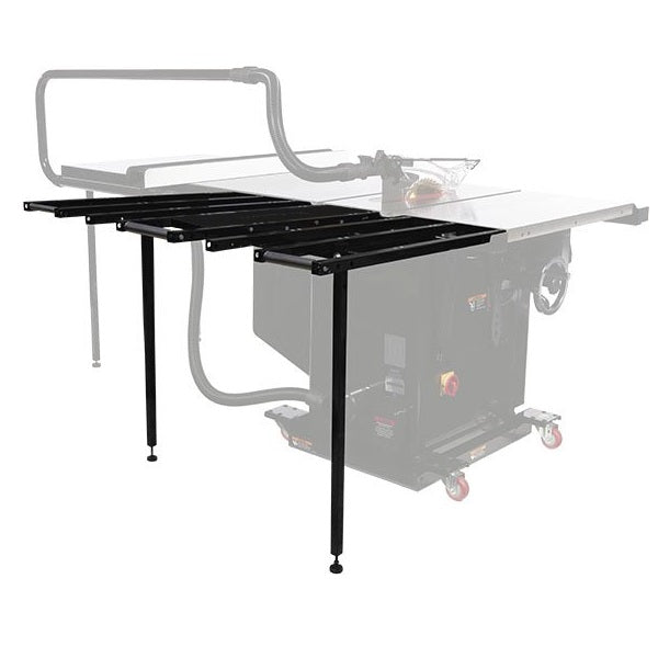 SAWSTOP TSA-FOT FOLDING OUTFEED TABLE FOR CAST-IRON TABLE SAWS-Marson Equipment