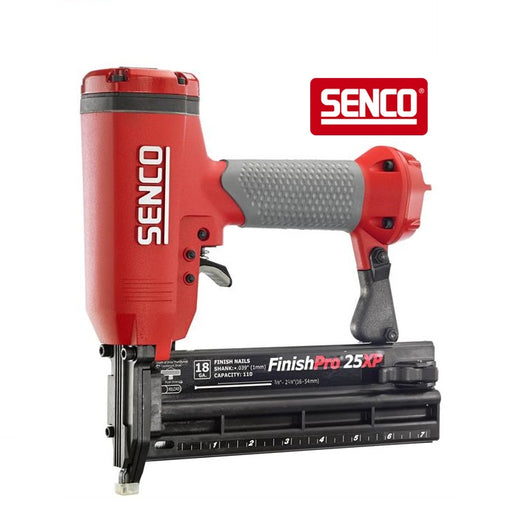 "SENCO FP25XP 2-1/8"" PROFESSIONAL BRAD NAILER - 18G-Marson Equipment"