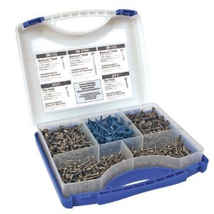 KREG SK03 ASSORTED POCKET HOLE SCREW KIT-Marson Equipment
