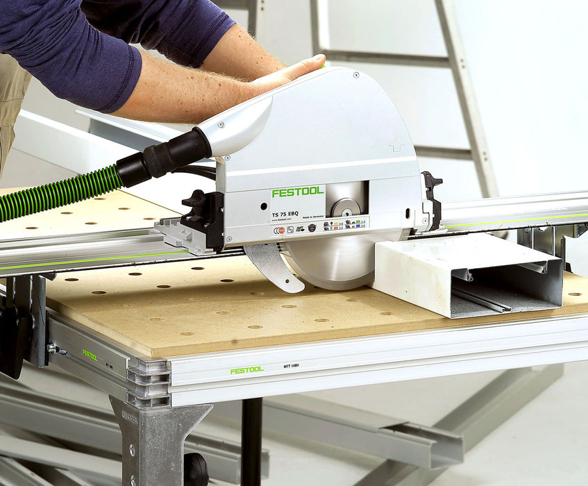 "FESTOOL 575390 IMPERIAL TS 75 EQ TRACK SAW (w/ 75"" GUIDE RAIL)-Marson Equipment"