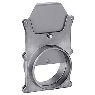 "KING K-1142 4"" ALUMINIUM BLAST GATE-Marson Equipment"