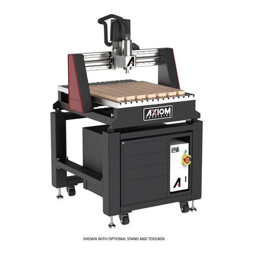 "Axiom AR4Pro V5 AutoRoute 24"" x 24"" CNC Router - Education Package"