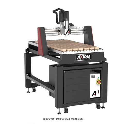 "Axiom AR8Pro V5 AutoRoute 24"" x 48"" CNC Router - Education Package"