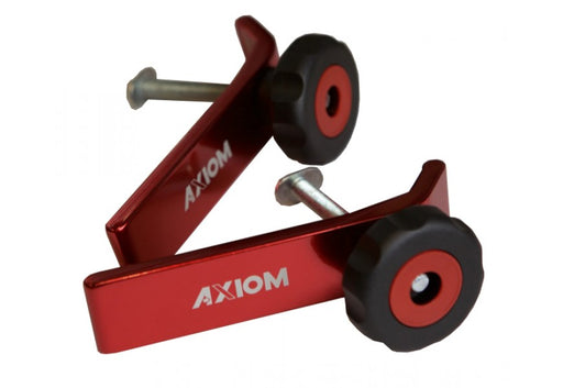 Axiom ACH102 Precision CNC Hold Down Clamps - Pair