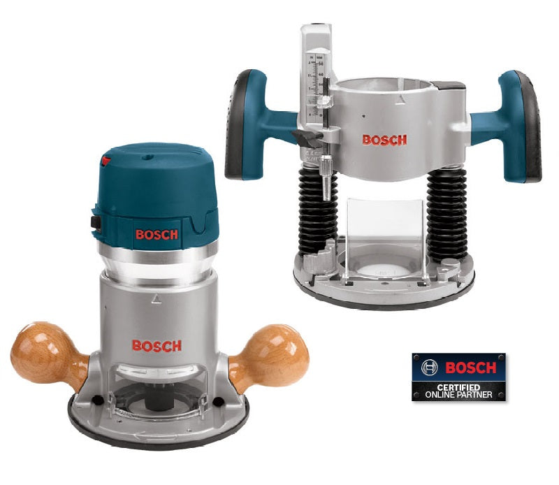BOSCH 1617EVSPK 2-1/4 HP ROUTER COMBO KIT-Marson Equipment