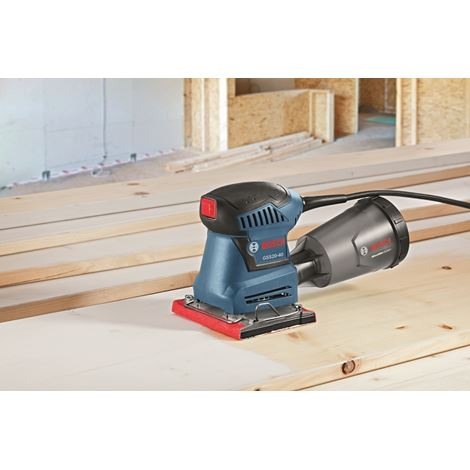 BOSCH GSS20-40 1/4 SHEET ORBITAL SANDER-Marson Equipment