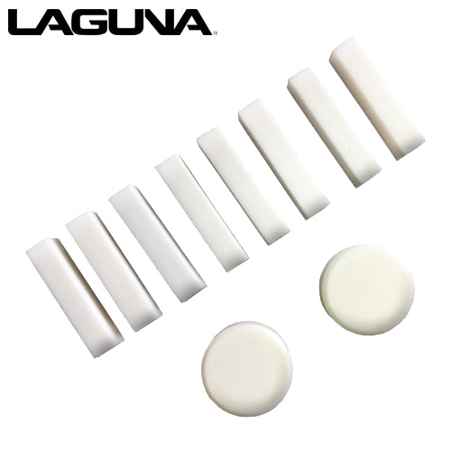 Laguna 10pc Ceramic Blade Guide Kit
