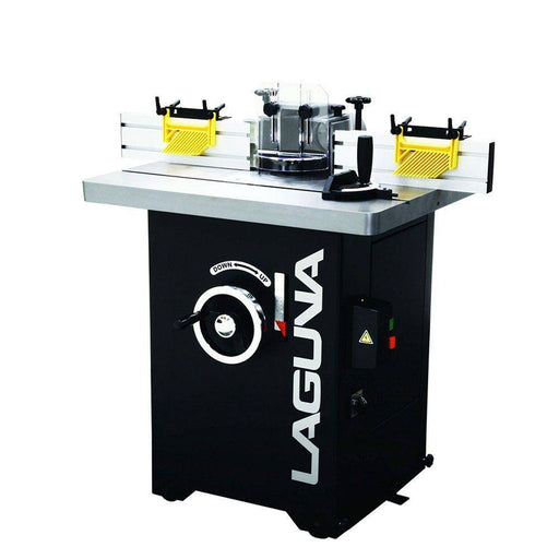LAGUNA MSHAP4SPD-3 COMPACT 4-SPEED SHAPER-Marson Equipment