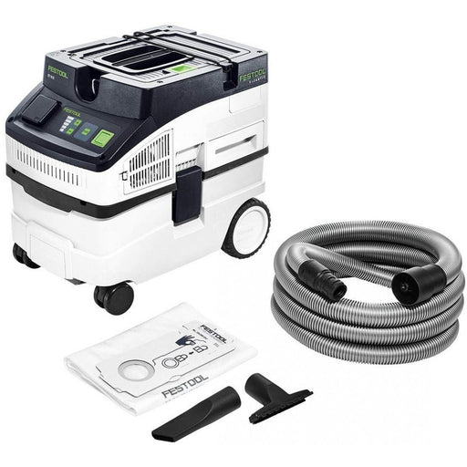 Festool 574831 CT15 Hepa Dust Extractor