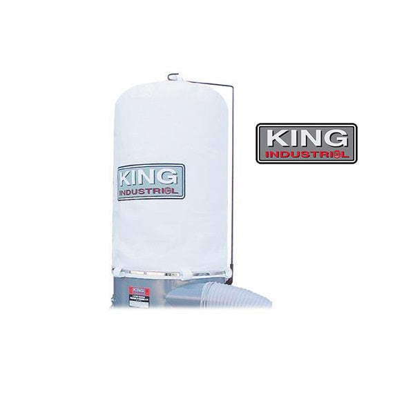 "KING 20"" DIAMETER 1-MICRON DUST COLLECTOR TOP FILTER BAG-Marson Equipment"