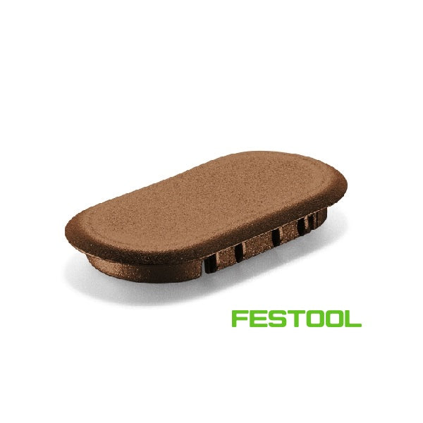 FESTOOL 201355 DOMINO XL CONNECTOR DARK BROWN CAPS - 32 PACK-Marson Equipment