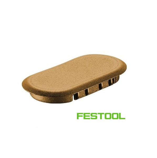 FESTOOL 201356 DOMINO XL CONNECTOR LIGHT BROWN CAPS - 32 PACK-Marson Equipment