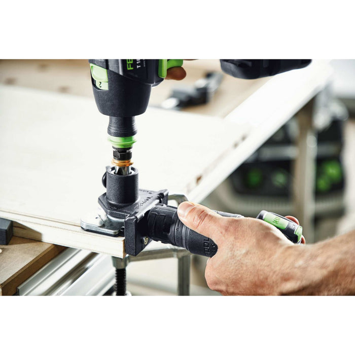 FESTOOL 203164 DOMINO (DF500) CONNECTOR SYSTEM DRILLING TEMPLATE-Marson Equipment