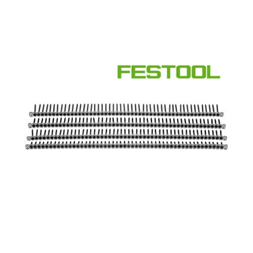 "FESTOOL 769143 DRYWALL SCREWS - 1-3/8"" FINE THREAD (1M)-Marson Equipment"