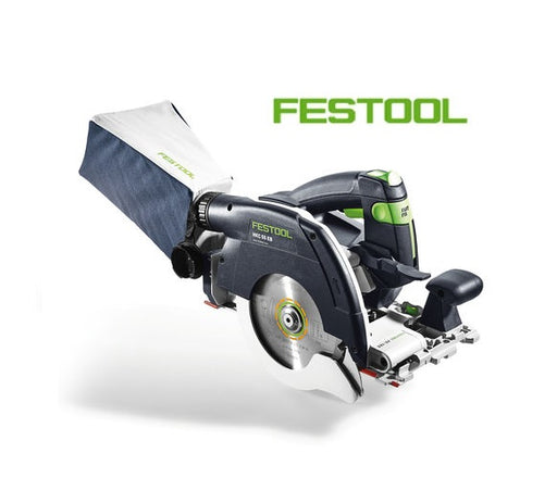 FESTOOL 201359 CORDLESS HKC 55 TRACK SAW - BASIC-Marson Equipment