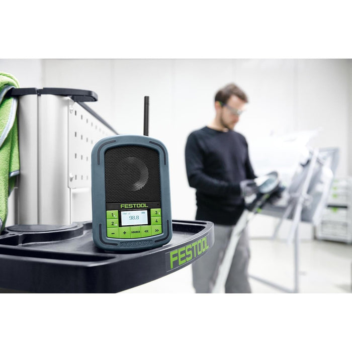 FESTOOL 200184 SYSROCK BR10 BLUETOOTH SPEAKER / RADIO-Marson Equipment