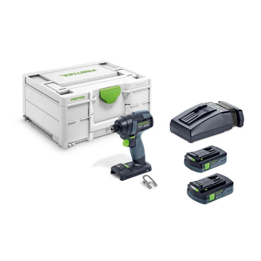 Festool 576480 TID 18 Cordless Impact Driver - Kit