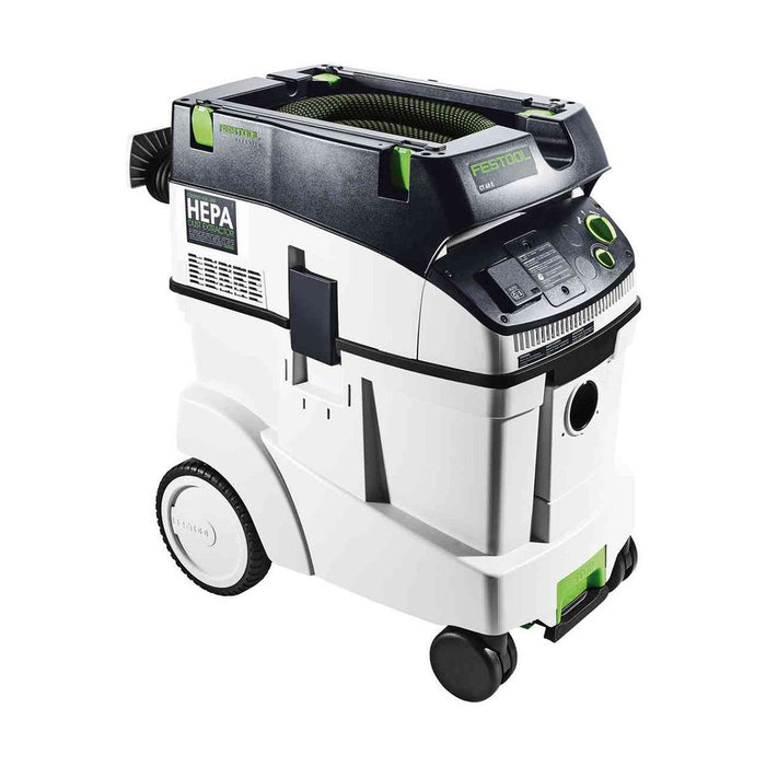 FESTOOL 574938 CT 48E HEPA DUST EXTRACTOR w/ T-LOC-Marson Equipment