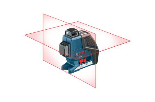BOSCH GLL2-80 DUAL PLANE LEVELING LASER-Marson Equipment