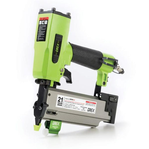 "GREX H850LX 21G 2"" BRAD NAILER w/ EDGE SCALE-Marson Equipment"