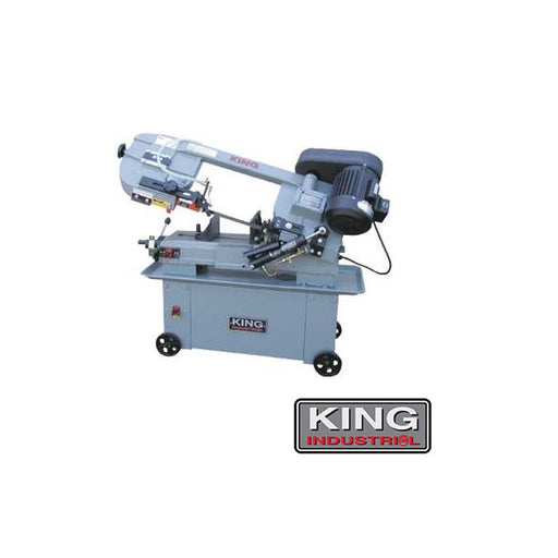 "KING KC-712BC 7"" x 12"" METAL CUTTING BANDSAW-Marson Equipment"