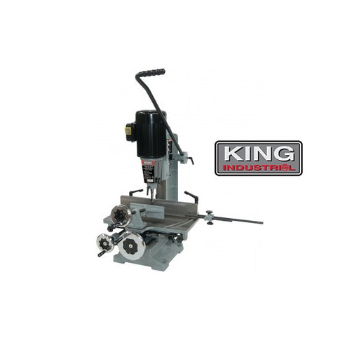 "KING MA-1075ST 1"" HOLLOW CHISEL MORTISER-Marson Equipment"