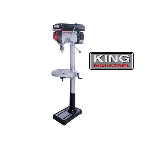 "KING KC-118FC 17"" DRILL PRESS-Marson Equipment"