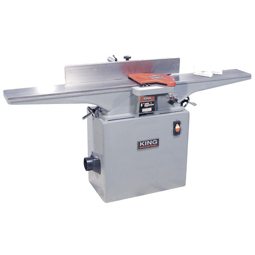 "KING KC-203C 8"" INDUSTRIAL JOINTER-Marson Equipment"