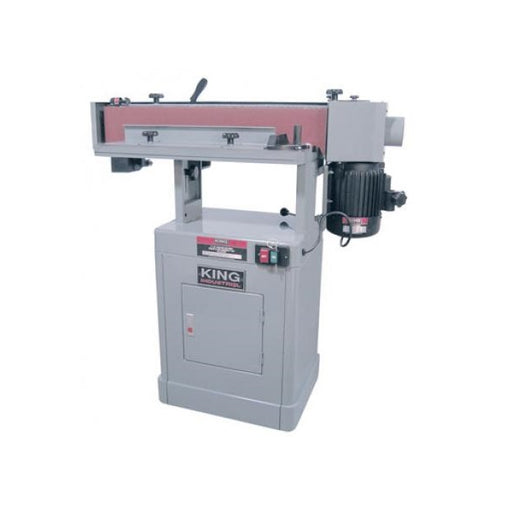 "KING KC-689-OSC-7 6"" x 89"" OSCILLATING EDGE SANDER-Marson Equipment"