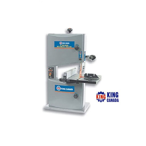 "KING KC-902C 9"" BENCHTOP WOOD BANDSAW-Marson Equipment"