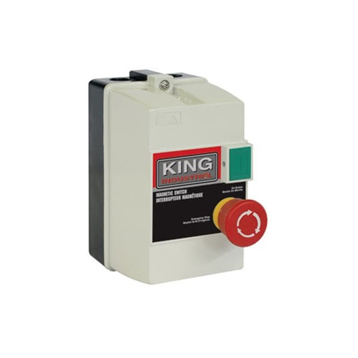 KING KMAG-110-811 MAGNETIC SWITCH (110V / 8-11 AMP)-Marson Equipment
