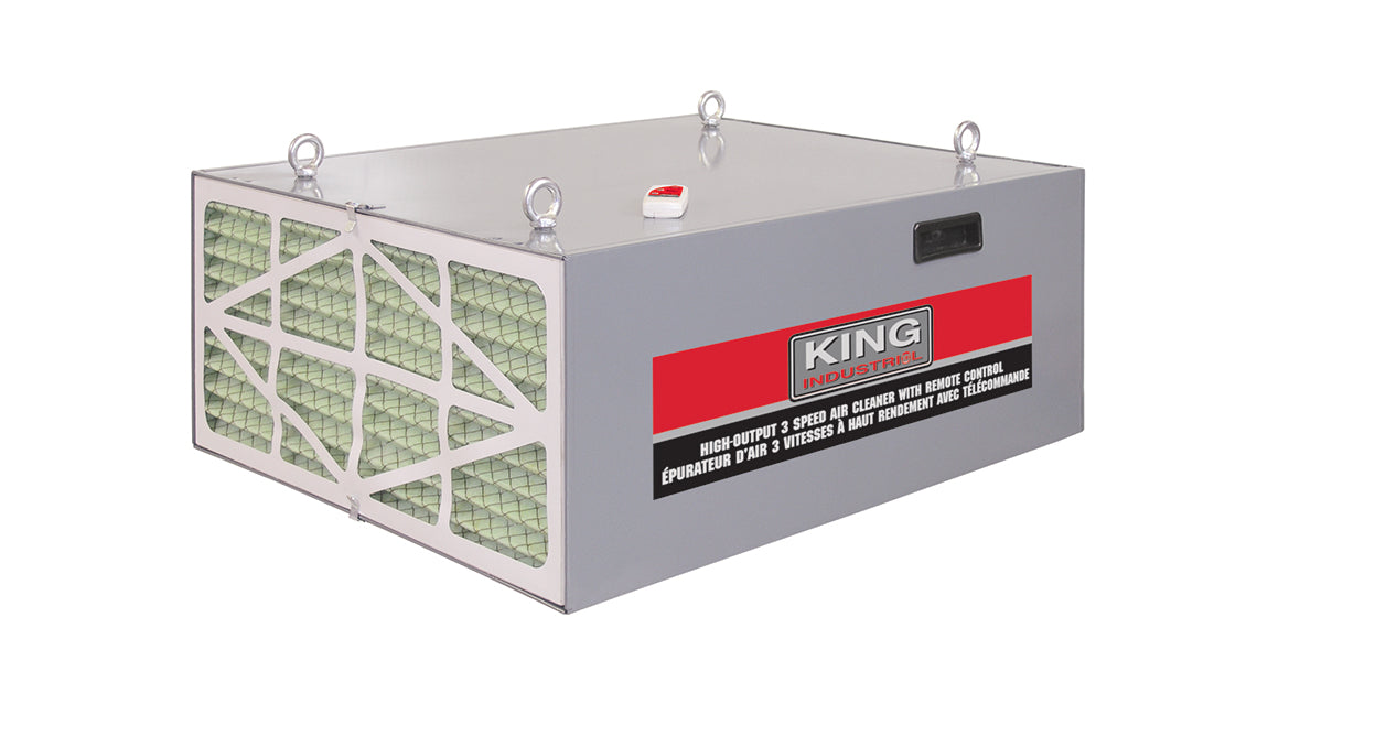King KAC-1050 Ambient Air Cleaner 1050 CFM