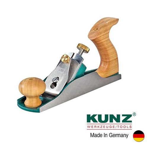 Kunz No 4 Plus Smoothing Hand Plane
