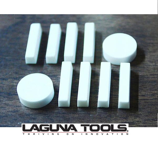 LAGUNA 10pc CERAMIC BLADE GUIDE KIT (fits: 14/12, 14/bx, 18/bx, 14SUV, 18 3000)-Marson Equipment