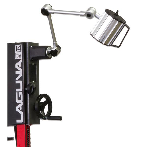 LAGUNA DUAL ARM HALOGEN LIGHT - 220V-Marson Equipment