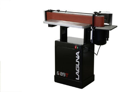 "LAGUNA 6/89T 6"" X 89"" OSCILLATING EDGE BELT SANDER-Marson Equipment"