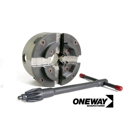 ONEWAY 2137 STRONGHOLD CHUCK (COMPLETE)-Marson Equipment