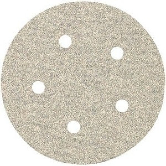 "Porter Cable 5"" Adhesive Back Sanding Discs - 5 Hole"