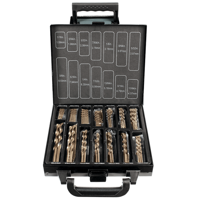 ROK 36730 Gold-Oxide 99pc Drill Bit Set