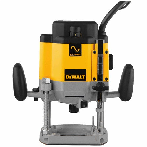 DEWALT DW625 3HP ELECTRONIC VARIABLE SPEED PLUNGE ROUTER-Marson Equipment