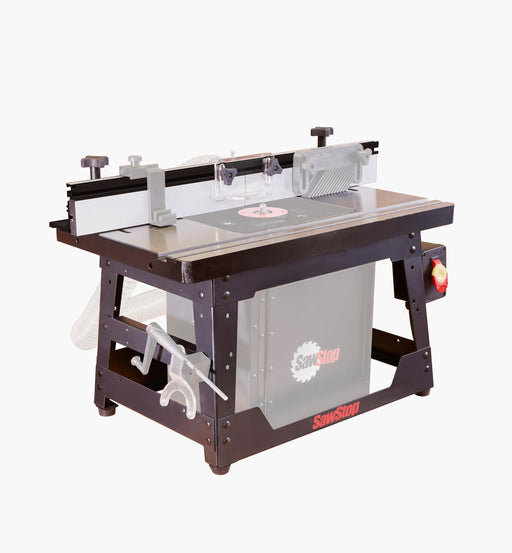 SawStop RT-BT Bench Top Cast-Iron Router Table