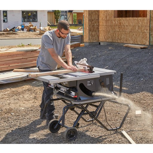 SawStop JSS-120A60 Jobsite PRO Portable Table Saw