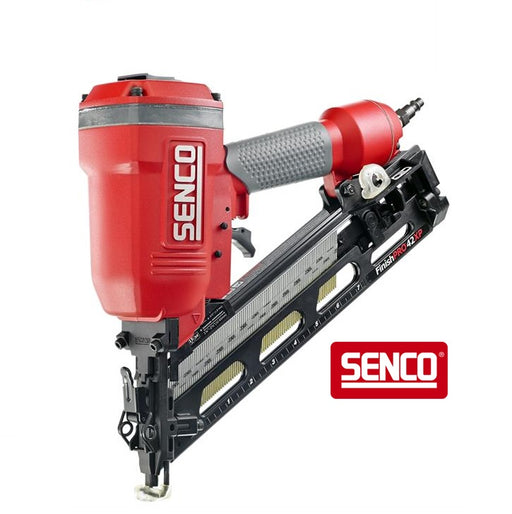 "SENCO FP42XP 2-1/2"" ANGLED FINISH NAILER - 15G-Marson Equipment"