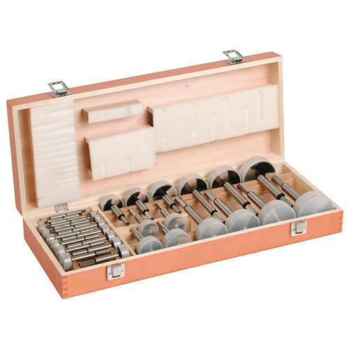 WOODPECKER WPF-SET-29 29 pc FORSTNER BIT SET-Marson Equipment