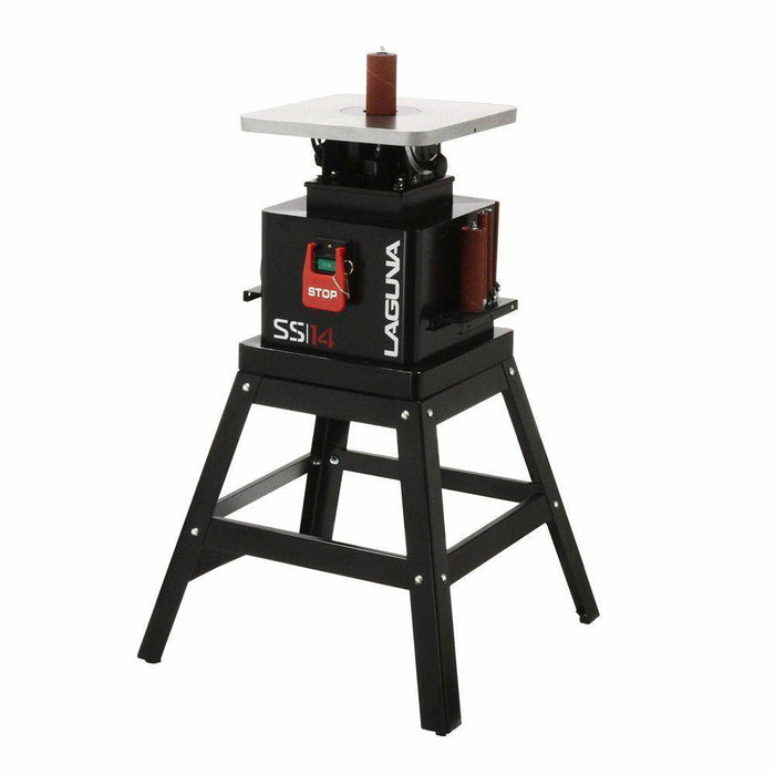 "LAGUNA 14"" X 14"" OSCILLATING SPINDLE SANDER w/ STAND-Marson Equipment"