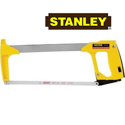 "STANLEY 15-113 12"" HIGH TENSION HACKSAW-Marson Equipment"