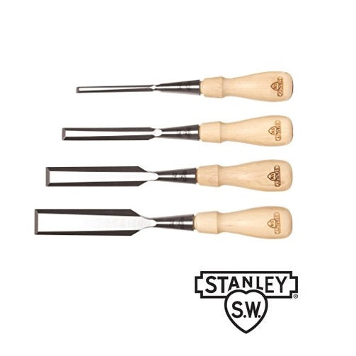 STANLEY 16-791 (4pc) SWEETHEART SERIES CHISEL SET-Marson Equipment