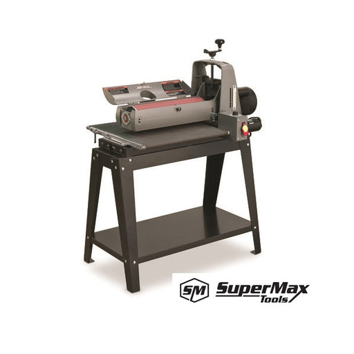 SUPERMAX 19-38 DRUM SANDER with STAND-Marson Equipment