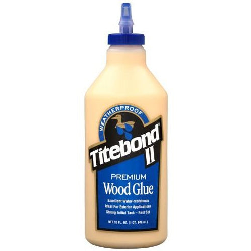 TITEBOND 5005 PREMIUM II WOOD GLUE - 32oz-Marson Equipment